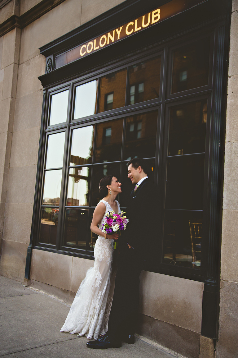 Here S Just A Little Sneak Peak From Zac And Lauren Wedding At The Beautiful Colony Club Located In Downtown Detroit Mi