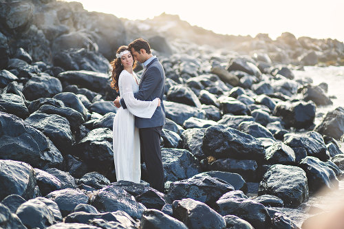 A Couple Of My Photography Friends While There We Got To Shoot This Beautiful Elopement Wedding On The Beach Im Still Swooning Over These Images